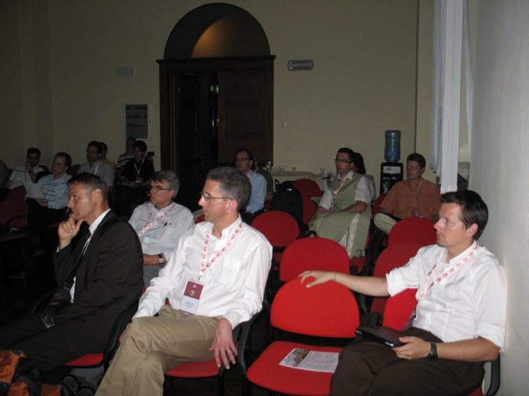 TC8.2 open meeting in Milano (2)