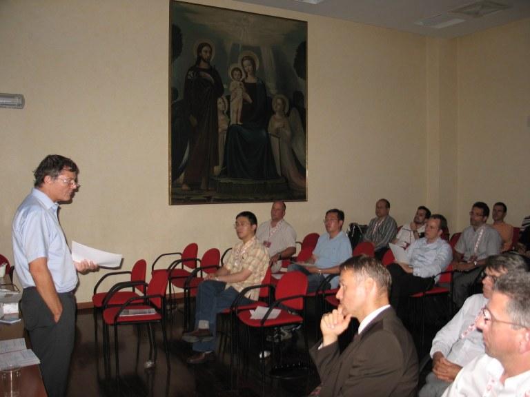 TC8.2 open meeting in Milano (3)
