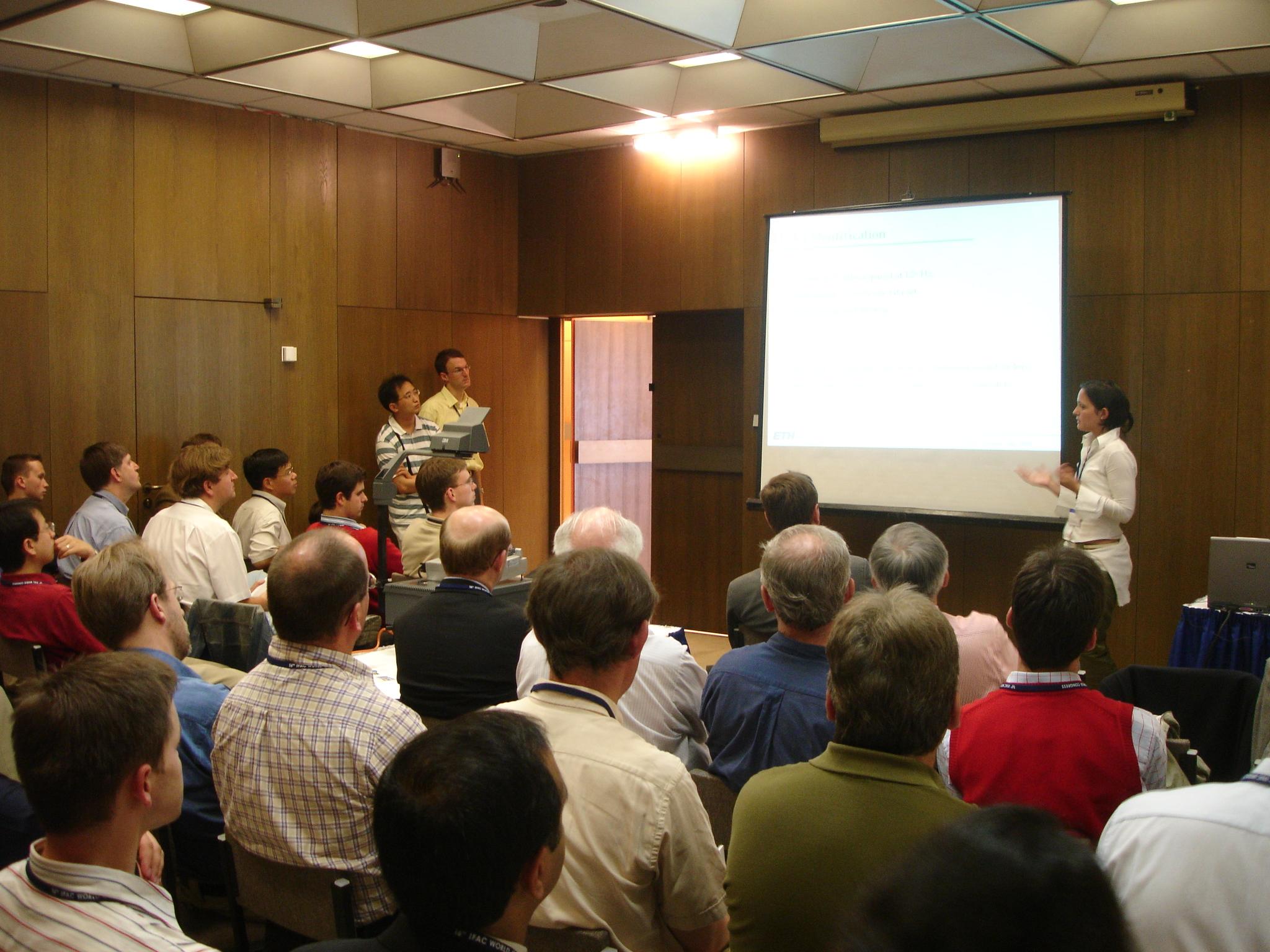 IFAC TC meeting 2005 (2)