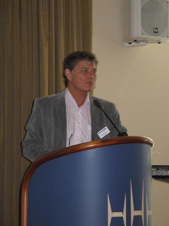 Chairman Steen Andreassen